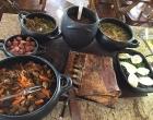 Hoje tem costelão assado no Restaurante Quitandinha em Osório