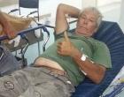 Servidor da prefeitura de Imbé baleado em assalto necessita de doação de sangue