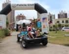 Polícia Civil realiza atividades esportivas e educativas em Torres