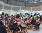 Colégio Marquês inicia as aulas com grande número de alunos em Osório