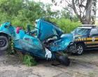 Estado: cinco pessoas morrem em acidente na BR-290