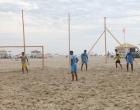 Partidas de Beach Soccer marcam o próximo fim de semana em Torres