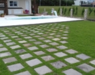 Como ter um pátio com grama verdinha e bem cuidada? Grama em Leiva do Alemão