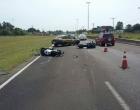 Acidente envolvendo motos esportivas deixa um morto na BR-101