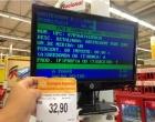 Supermercado Nacional é autuado em nova fiscalização do Programa Segurança Alimentar