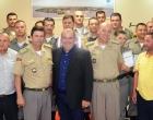 Honra ao Mérito: Câmara de Vereadores de Imbé fez homenagem a policiais militares