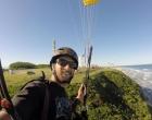 Paraglider: queda no mar mata jovem no Litoral norte