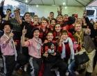 Grupo Folclórico Chaleira Preta de Ijuí conquistou 1º lugar na Força B no Rodeio de Osório
