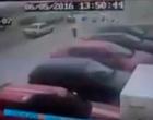 Câmera de segurança registra assalto em Imbé