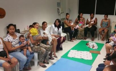 Mães de crianças com microcefalia fazem terapia na Fundação Altino VenturaSumais Villela/Agência Brasil