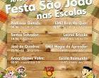 Festas de São João mobilizam escolas de Arroio do Sal