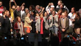 Dilma participou em Porto Alegre do lançmento de livro que critica o impeachment e atacou o relator do processo, senador Antonio Anastasia (PSDB-MG)Daniel Ito Isaia/Agência Brasil