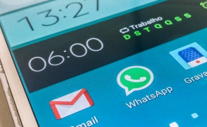 As empresas já receberam a intimação judicial determinando o bloqueio do aplicativo WhatsAppMarcello Casal Jr./Agência Brasil