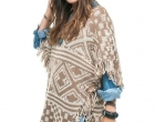 Os fios de lã tem tomado a cena da moda - por Dione Curtinove