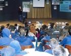 Polícia Civil apresenta Projeto Anjos da Lei em escola de Terra de Areia