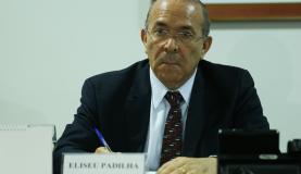 O ministro-chefe da Casa Civil, Eliseu Padilha, teve pico de pressão em BrasíliaValter Campanato/Agência Brasil
