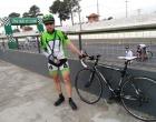 Ciclismo: osoriense supera grave acidente que o fez perder movimentos do braço