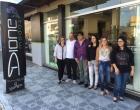 Cantor Daniel Torres visita Loja Dione Modas em Osório