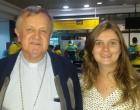 Bispo da Diocese de Osório, Dom Jaime Kohl viaja para Moçambique em trabalho missionário