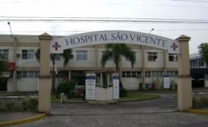 Candidato da situação atacou opositor levantando o tema da intervenção no hospital