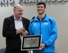 Nadador osoriense ganha Diploma do Mérito Esportivo por participação nas olímpiadas