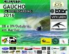 Mariluz recebe etapa do estadual de bodyboarding