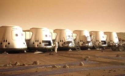 A Nasa desenvolve projeto de colonização do planeta Marte para as próximas décadas, tendo como meta levar tripulantes em uma viagem somente de idaNasa/Divulgação