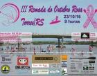 3ª Remada Outubro Rosa acontece em Imbé