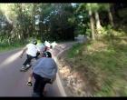Osório terá 1º treino fechado Skate Board Downhill na Borússia