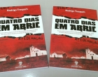 Escritor Rodrigo Trespach participa de sessão de autógrafos na capital com seu novo livro