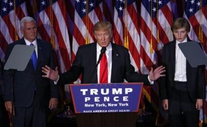 Para manter os níveis de emprego, Donald Trump ameaça punir empresas que pretendem sair dos Estados UnidosShawn Thew / EPA / Lusa