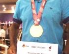 Judoca osoriense é premiado por ser Destaque Citadino