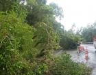 Cidades do Litoral são castigadas pela chuva