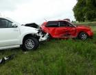 Acidente deixa dois feridos na RSC 101