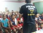 Polícia Civil inicia ciclo de encontros do Programa Papo de Responsa no Litoral