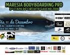 Campeões gaúchos de bodyboarding serão conhecidos em Imbé neste final de semana