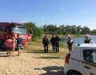 Homem morre afogado em jazida desativada