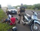 Presa dupla que assaltava motoristas na Freeway