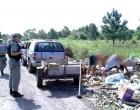 Comando ambiental flagra descarte irregular em Capão da Canoa