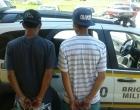 Adolescentes foragidos da FASE são apreendidos dentro de ônibus no Litoral