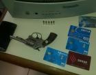 Dupla é presa após assaltar pedestre e apontar arma para criança de três anos em B. Pinhal