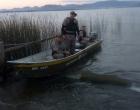 Fiscalização apreende diversos materiais irregulares de pesca no Litoral Norte