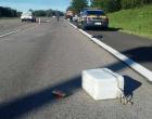 PRF prende motorista embriagado na Freeway
