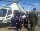 Soldado da BM com AVC hemorrágico é removido de Imbé para Porto Alegre