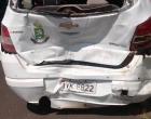 Veículo da secretaria de saúde de Dom Pedro de Alcântara se envolve em acidente na Freeway