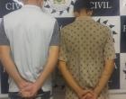 Dupla é presa por tráfico de drogas em Cidreira