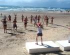 """Projeto """"Aqui Tem Praia"""" inicia em Terra de Areia"""
