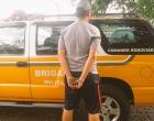 Foragido é preso com CNH falsa na ERS 486
