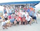 Quiosque realiza Campeonato de Bocha na beira mar de Arroio do Sal