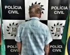 Idoso é preso por estupro de vulnerável em Tavares